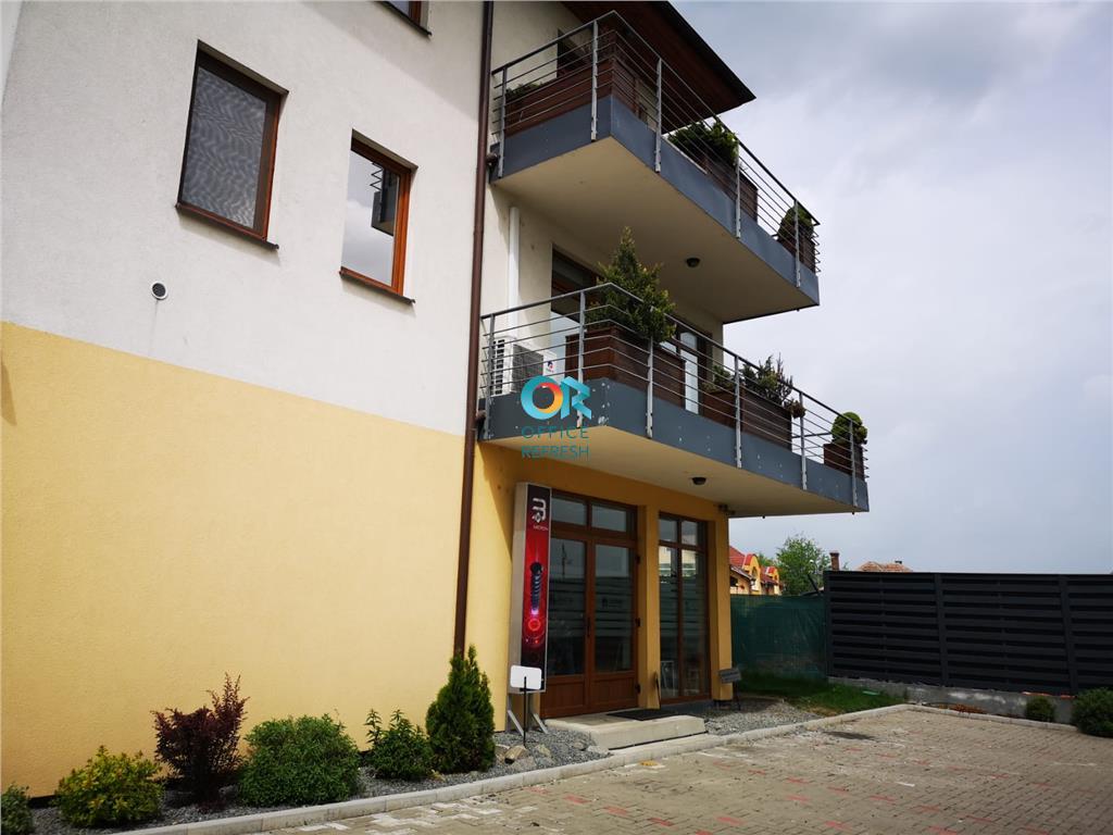 Spatiu de birouri de inchiriat (124 mp)- Aurel Vlaicu