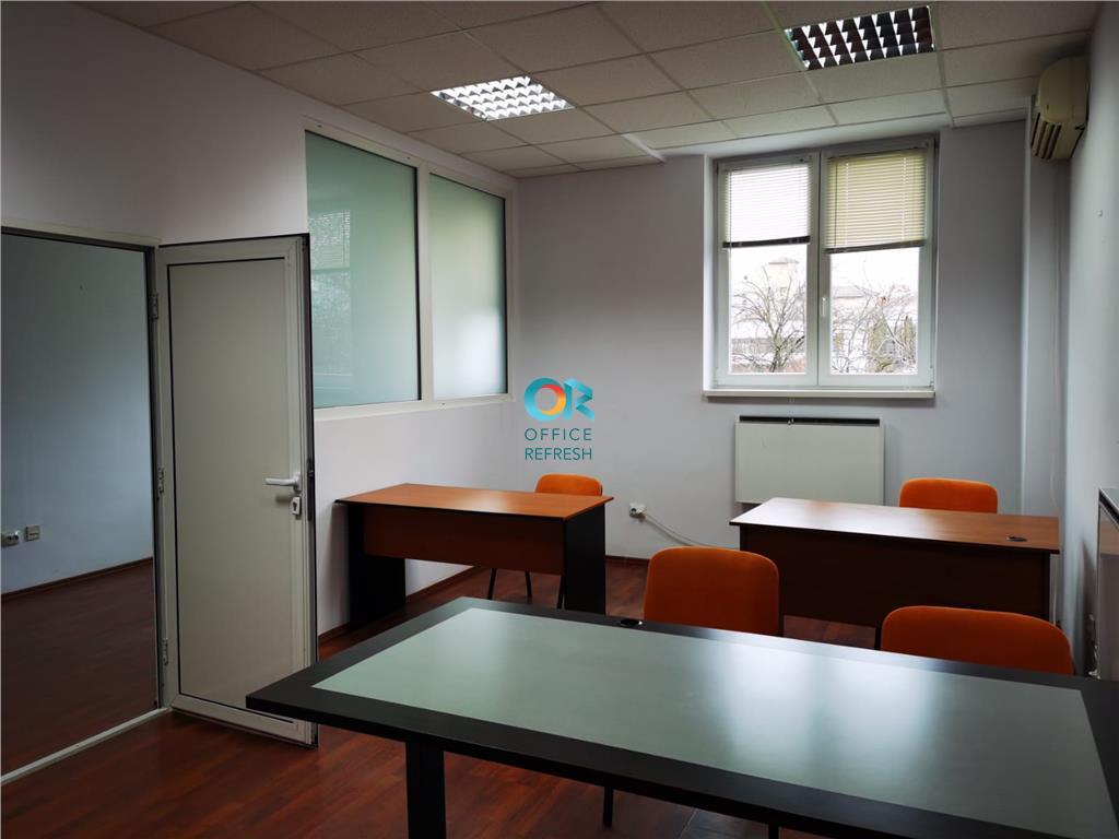 Spatii de birouri  de inchiriat (47- 131 mp) - Zona Cipariu