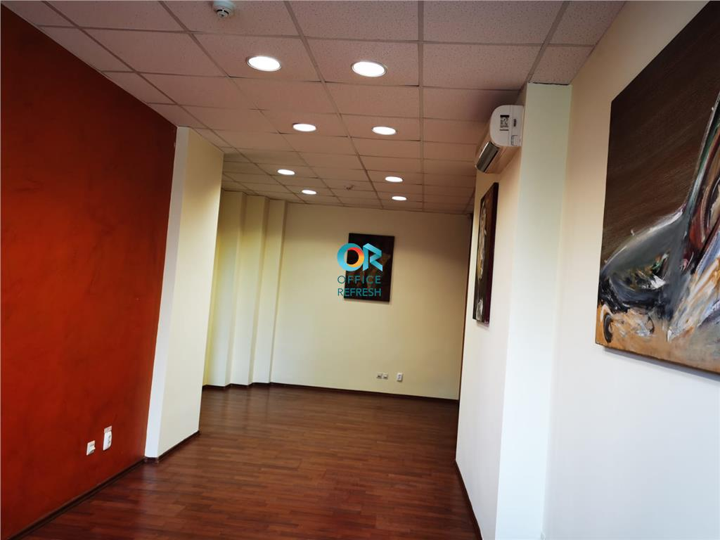 Spatii de birouri  de inchiriat (93 mp) - Zona Cipariu