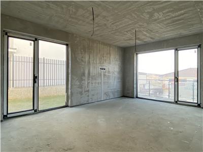 Apartamente 3 camere de vanzare in vila - C1, ap.1,  Borhanci