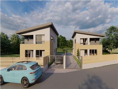 Casa de vanzare cu panorama spre Cluj - zona Feleacu