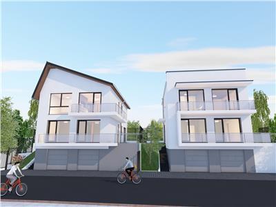 Apartamente 3 camere de vanzare in vila - C1/ap.2,  Borhanci