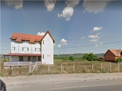 Imobil de vanzare in Campia Turzii, pe E60, cu acces la Autostrada Transilvania