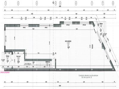 Spatiu comercial de vanzare (124,33 mp) - Intre Lacuri