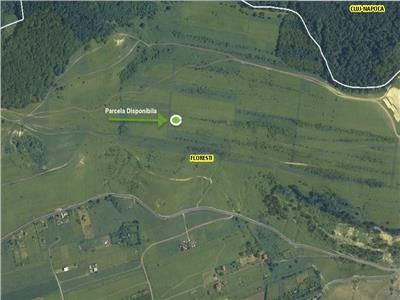 Teren de vanzare 1000 mp - zona Floresti