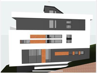 Apartament 3 camere de vanzare cu terasa de 135 mp - Intre Lacuri